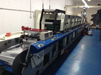 MPS EP410 Labels printing machine - flexo