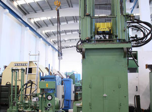 Forst RISZ-16x1600 vertical broaching machine