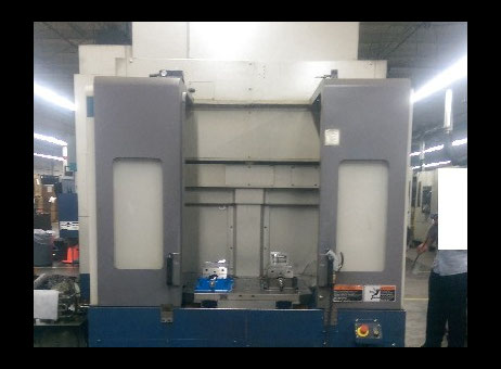 Used Mori Seiki GV 503 Vertical machining center - Exapro