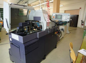 Citizen Cincom B 20 V+ Swiss type lathe
