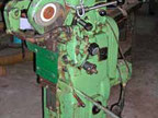Vollmer CNG Wood grinding machine