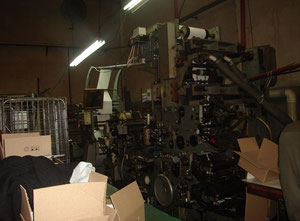 Winkler & Duner 328/38 Envelopes making and printing machine