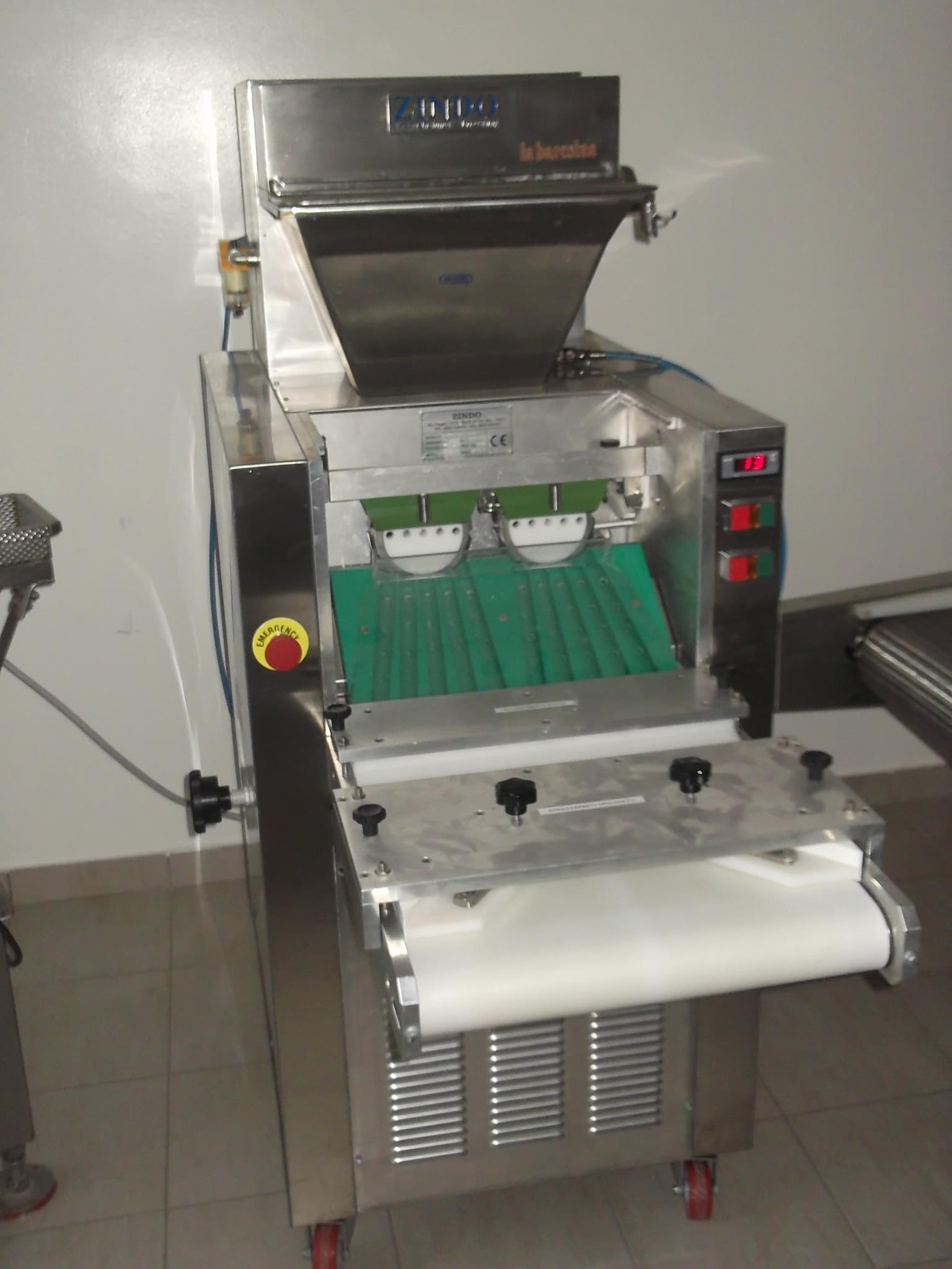 Used Zindo-Italgi-Italpast baresina Complete pasta production line - Exapro