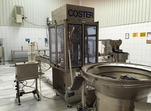 Coster 52SM Various filling machine for aerosol