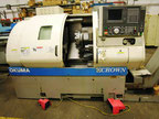 Used Okuma Crown 762S SB Cnc lathe