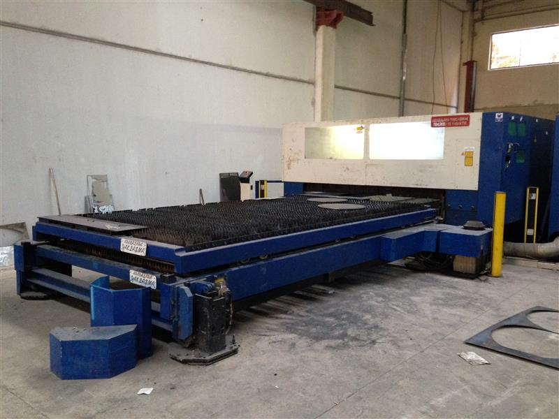 trumpf laser cutting machine price