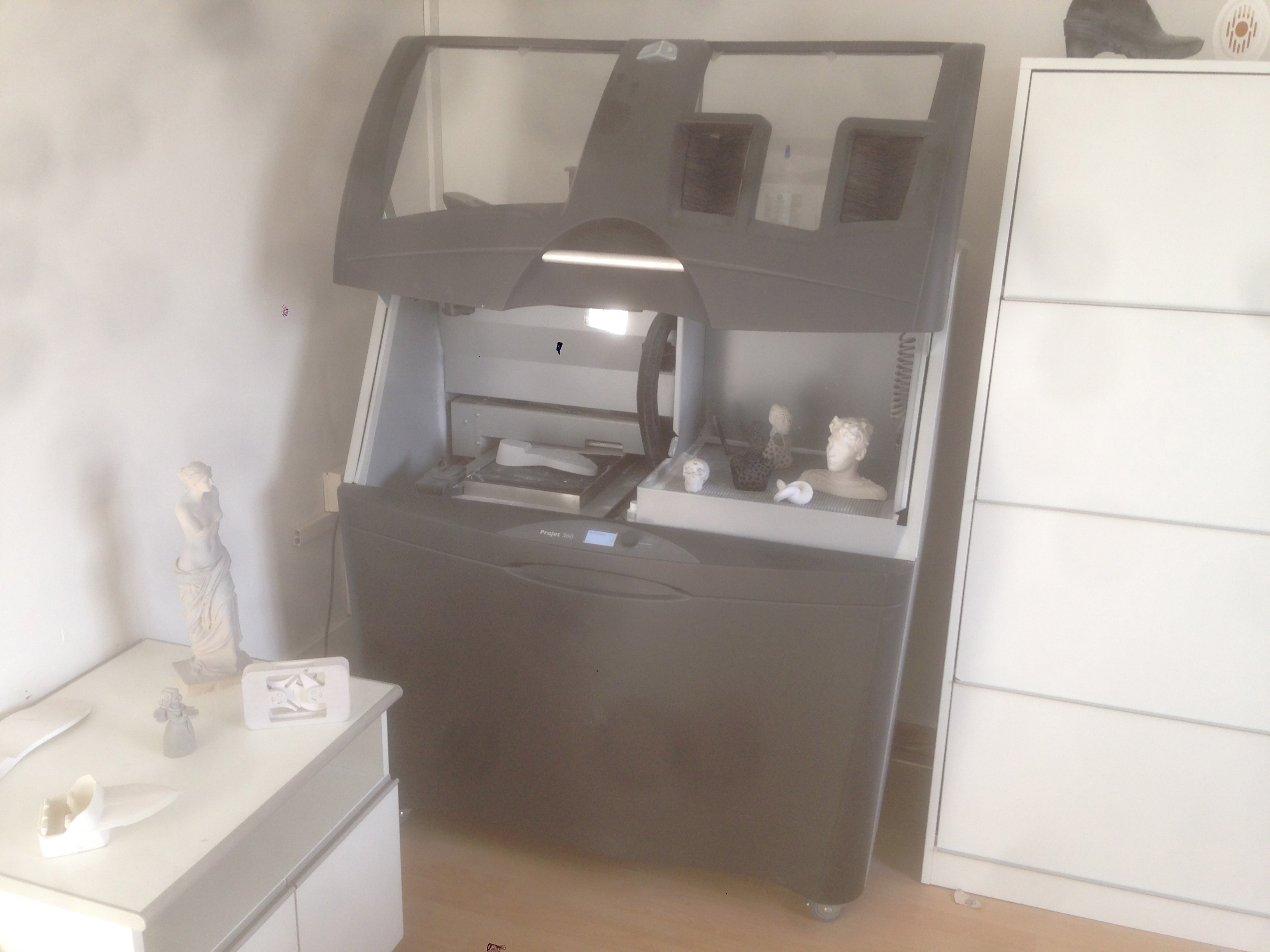 imprimante 3d 3d system project 360 machines d 39 occasion. Black Bedroom Furniture Sets. Home Design Ideas