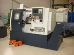 Unused Spinner TC 42 Cnc lathe, exhibition machine