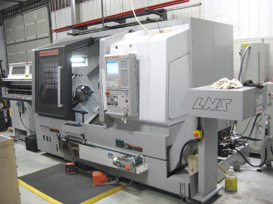 Used Mori Seiki NLX 2500 SY Cnc lathe - Exapro