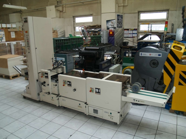 C.P. Bourg BST-d and BST-d+ - bindery
