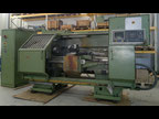 Used Hunor EEN-400 Cnc lathe