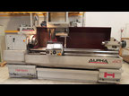 Used Harrison Alpha 460 Cnc lathe