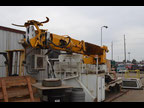 Altec Drilling Machine Platform & Auger