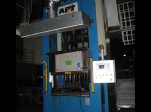 Used Ap&T Lagan DPL1600-13/10 S metal press