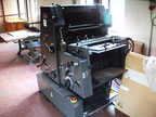 Heidelberg GTO 52+ Offset one colour