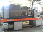 Sandretto s8 150t AT Injection moulding machine