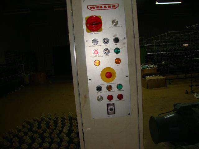 weller machine