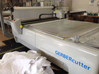 Gerber GTxL Automated cutting machine used