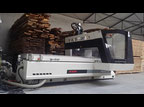 Used SCM Record 125 Wood CNC machining centre