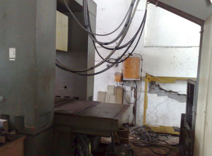 MIKROMAT BKOZ 900x1400/6 PS2 (9B) Jig boring machine