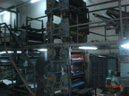Goos COMMUNTY Web continuous printing press