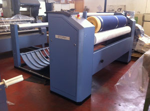 Stork 1800 mm Unrolling & inspection machine
