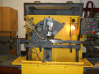 Siegfried Kholbacher shark 1000 Wood grinding machine