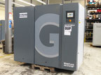 Atlas Copco GA 75 VSD FF Oiled screw compressor