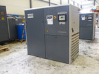 Atlas Copco GA 55C Oiled screw compressor