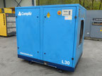 Compair L30-10 Oiled screw compressor