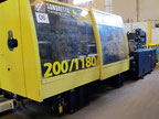 Sandretto Mach3 200 Injection moulding machine