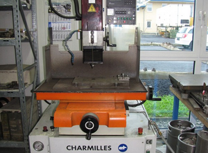 Used Agie Charmilles HD 10 Fast hole drilling machine