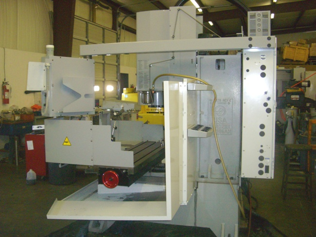 Used Haas TM 3 Vertical machining centre - Exapro