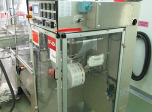 Enflex F11 3- & 4-side seal sachet machine