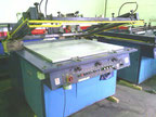 Argon Modular 2, Ultramatic, Compact 2 Screen printing machine