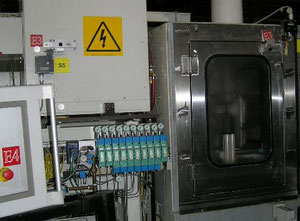 INDUCTION HARDENING EQUIPMENT FOR GEARS