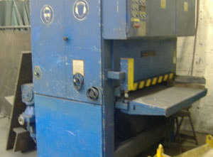 Used WEBER OFZ M 1100 Gear grinding machine