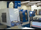 Used Johnford SV 45 H Vertical machining center