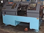Used Mazak Quick Turn 20 Cnc lathe