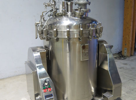 Cuve inox 500 litres occasion