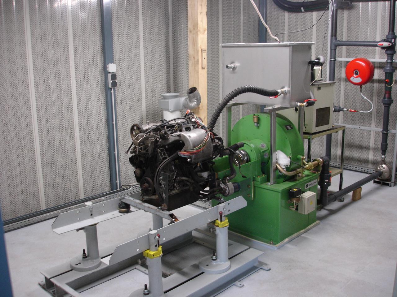 banc d u0026 39 essais moteur borghi saveri 350cv machines d