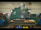 Used Matsuura RA4F Vertical machining centre
