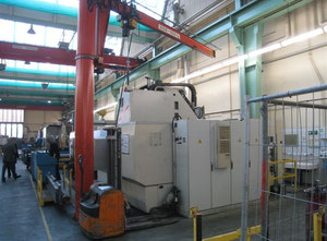 BAZ-STAMA MC 546 CNC Vertical machining centre