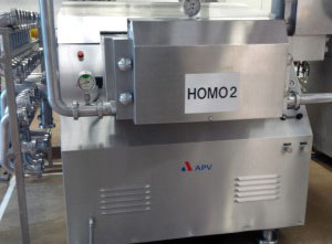 Apv Gaulin MC120-3TPS Homogenizer