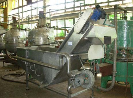 used scrubber machine