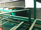Machine de production de chocolat - Cooling tunnel - Conveyor