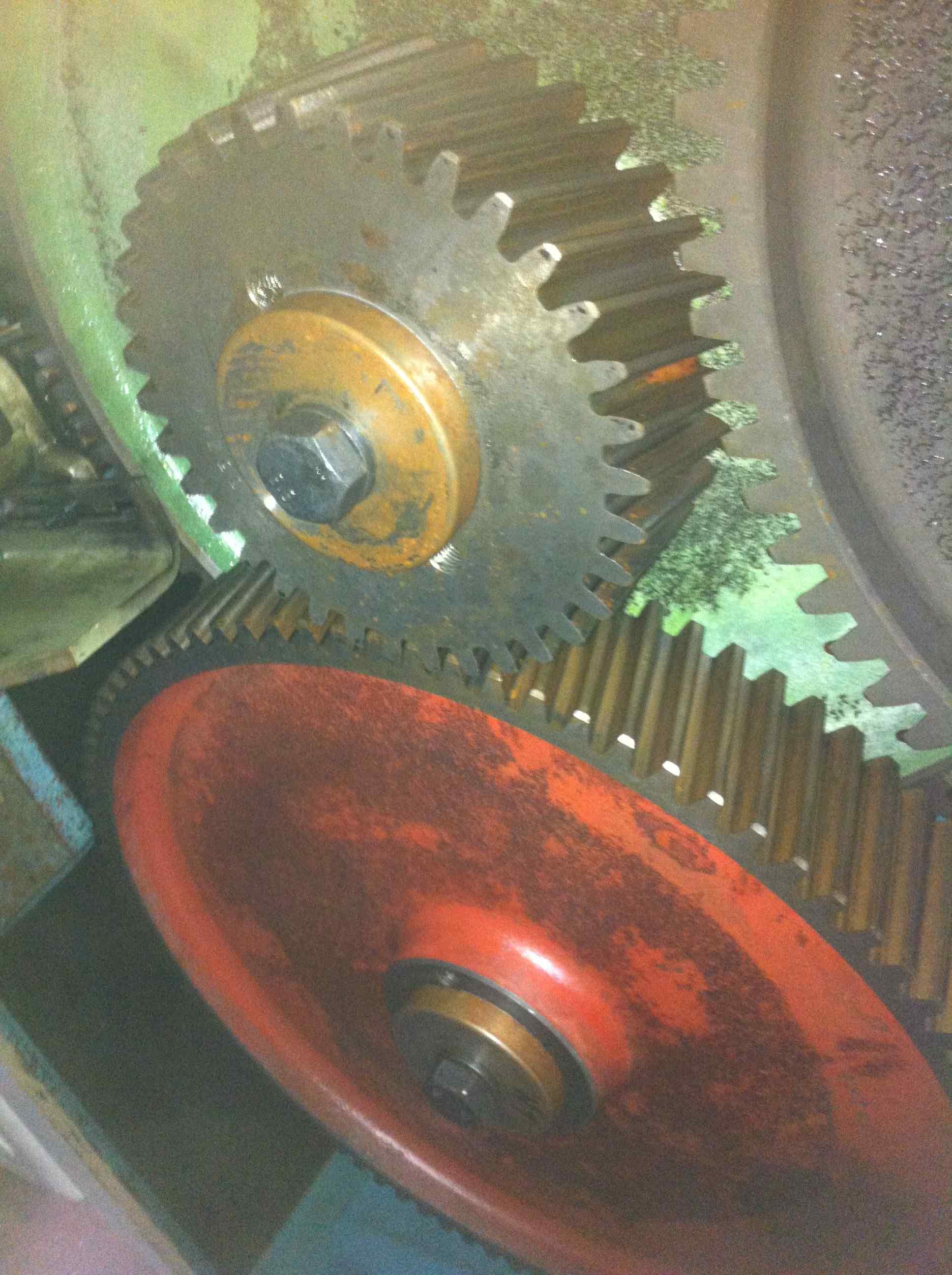 buhler machine