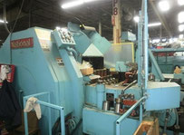 National Machinery 750-6 Cold forging machine