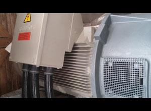 Compresor de tornillo seco Atlas Copco ZA5 - F300