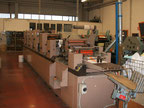 Didde CONSERVER PRESS Web continuous printing press
